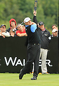 Paul Lawrie (SCO) is the 2012 Johnnie Walker Champion: The tournament was played over the PGA Centenary Course, The 2014 Ryder Cup Course, at Gleneagles Hotel, Perthshire from 23rd to 26th August 2012: Picture Stuart Adams www.golftourimages.com: 26th August 2012