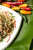 VIETNAM, Hanoi, Sofitel Metropole Hotel, a mixed salad with tofu