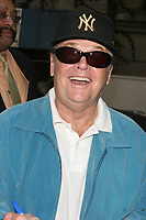 JACK NICHOLSON 2006<br /> Photo By John Barrett-PHOTOlink.net