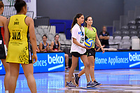Beko Netball League - Central Manawa v Hellers Mainland at Fly Palmy Arena, Palmerston North, New Zealand on Sunday 10 March 2019. <br /> Photo by Masanori Udagawa. <br /> www.photowellington.photoshelter.com