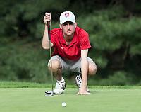Wesleyan Golf at NESCAC Tournament 9/30/2018