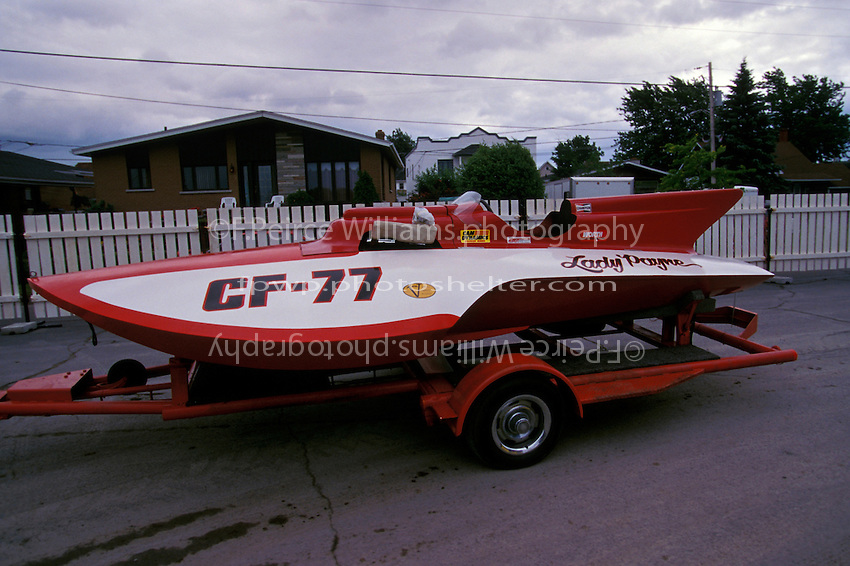 "CF-77 ""Lady Payne"" (6 Litre class hydroplane(s) Valleyfield, QE Canada 1997"