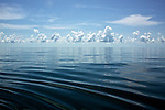 Clouds and ocean, Florida Keys