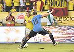Colombia igualó como local 2-2 ante Uruguay. Partido y previa. Jornada 10 de las Eliminatorias Rusia 2018.