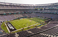 Innenraum des MetLife Stadium - 08.12.2019: New York Jets vs. Miami Dolphins, MetLife Stadium New York