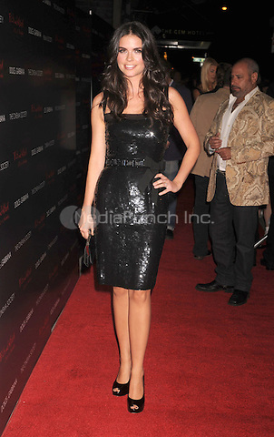 "Katie Lee Joel at the Screening of ""Filth and Wisdom"" hosted by The Cinema Society and Dolce and Gabbana. Landmark Sunshine Theatre, New York City. October 13, 2008.. Credit: Dennis Van Tine/MediaPunch"