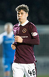 St Johnstone v Hearts&hellip;23.12.17&hellip;  McDiarmid Park&hellip;  SPFL<br />Anthony McDonald<br />Picture by Graeme Hart. <br />Copyright Perthshire Picture Agency<br />Tel: 01738 623350  Mobile: 07990 594431
