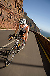 Generic Cycling Shots, Chapaman's Peak Cape Town