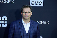 """LOS ANGELES - OCT 22:  Dana Gould at the """"The Walking Dead"""" 100th Episode Celebration at the Greek Theater on October 22, 2017 in Los Angeles, CA"""