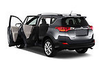 Car images close up view of a 2013 Toyota rav4 limited Select Doors Door SUV doors