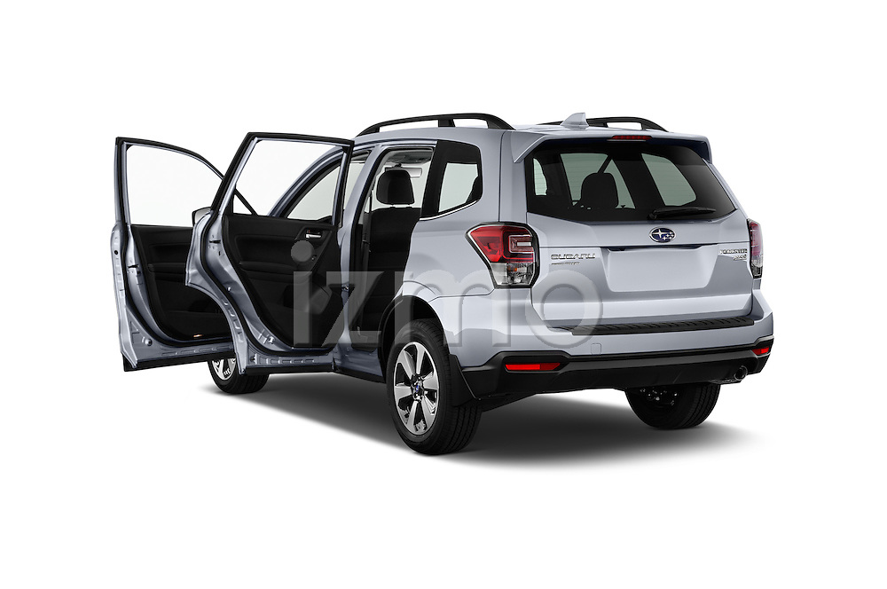 Car images of 2017 Subaru Forester 2.5i-Limited-CVT 5 Door SUV Doors