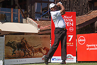 Gaganjeet Bhullar (IND) during previews ahead of the Magical Kenya Open presented by ABSA, Karen Country Club, Nairobi, Kenya. 13/03/2019<br /> Picture: Golffile | Phil Inglis<br /> <br /> <br /> All photo usage must carry mandatory copyright credit (&copy; Golffile | Phil Inglis)