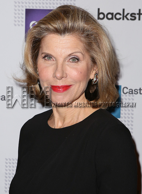 Christine Baranski attends the 30th Annual Artios Awards at 42 WEST on January 22, 2015 in New York City.