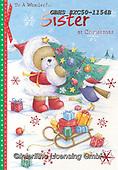 John, CHRISTMAS ANIMALS, WEIHNACHTEN TIERE, NAVIDAD ANIMALES, paintings+++++,GBHSSXC50-1154B,#XA#