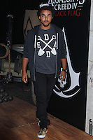 WEST HOLLYWOOD, CA - OCTOBER 22: Connor Cruise arrives at Assasin's Creed IV Black Flag Launch Party held at Greystone Manor Supperclub on October 22, 2013 in West Hollywood, California. (Photo by Xavier Collin/Celebrity Monitor)
