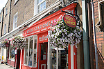 Stationers shop and post office, Eton, Berkshire, England