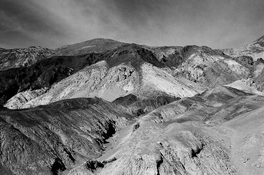 Death Valley, Artist Palette, Spring 2018, 35mm Film