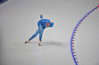 OLYMPIC GAMES: PYEONGCHANG: 10-02-2018, Gangneung Oval, Long Track, 3000m Ladies, Francesca Lollobrigida (ITA), ©photo Martin de Jong