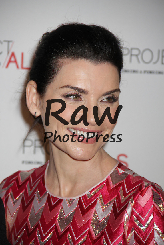 Oct. 28, 2015 - New York, New York, U.S. - JULIANNA MARGULIES.at Project A.L.S. 17th annual gala at Cipriani 42St.10-28-2015. / Photos 2015.