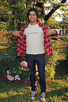 Adrian Grenier attending Bette Midler's New York Restoration Project's 11th annual Spring Picnic on The Cloisters Lawn at Fort Tryon Park in New York, 31.05.2012..Credit: Rolf Mueller/face to face /MediaPunch Inc. ***FOR USA ONLY***