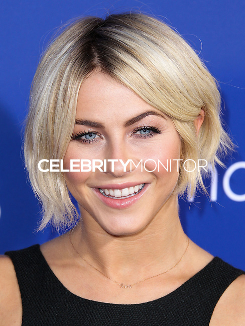 HOLLYWOOD, LOS ANGELES, CA, USA - AUGUST 07: Julianne Hough arrives at the Los Angeles Premiere Of 20th Century Fox's 'Let's Be Cops' held at ArcLight Cinemas Cinerama Dome on August 7, 2014 in Hollywood, Los Angeles, California, United States. (Photo by Xavier Collin/Celebrity Monitor)
