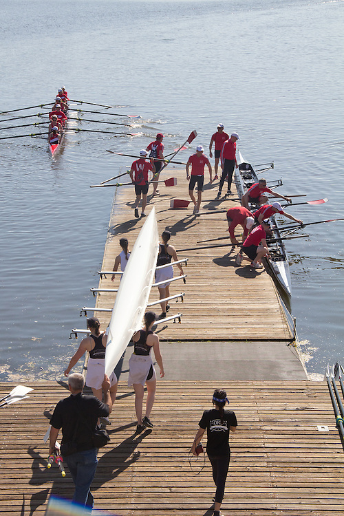 Rowing, Windermere Cup, Opening Day Regatta, Seattle, Washington State, May 7 2016, University of Washington, Conibear Shellhouse, 30th Annual Windermere Cup,