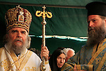 Ascension Day, Greek Orthodox ceremony
