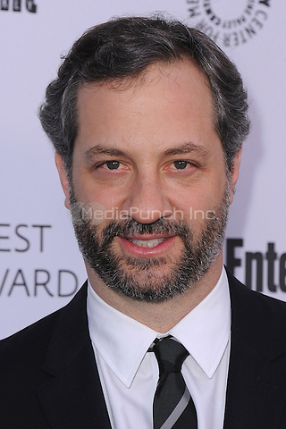 BEVERLY HILLS, CA - MARCH 10:   Judd Apatow arrives at the 2014 PaleyFest Icon Award to Judd Apatow at the Paley Center for the Media on March 10, 2014 in Beverly Hills, California. MPI213/MediaPunch
