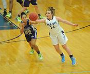 Fayetteville at Springdale Har-Ber Basketball 1/19/16