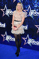 Jenni Falconer<br /> arriving for the Global Awards 2018 at the Apollo Hammersmith, London<br /> <br /> ©Ash Knotek  D3384  01/03/2018