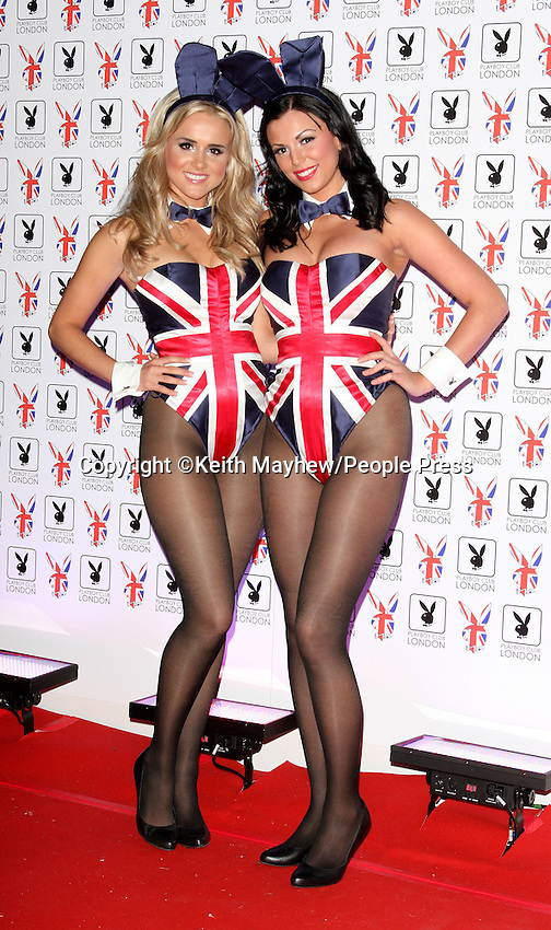 London - Playboy Club London Launch at Old Park Lane, London - June 4th 2011..Photo by Keith Mayhew.