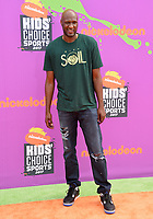 Lamar Odom at Nickelodeon's Kids' Choice Sports 2017 at UCLA's Pauley Pavilion. Los Angeles, USA 13 July  2017<br /> Picture: Paul Smith/Featureflash/SilverHub 0208 004 5359 sales@silverhubmedia.com