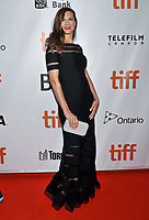 12 September 2018 - Toronto, Ontario, Canada - Jennifer Robideau. &quot;What They Had&quot; Premiere - 2018 Toronto International Film Festival held at Roy Thomson Hall. Photo Credit: Brent Perniac/AdMedia<br /> CAP/ADM/BPC<br /> &copy;BPC/ADM/Capital Pictures