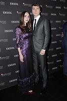 LOS ANGELES - NOV 4:  Zoe Kazan, Paul Dano at the Hamilton Behind the Camera Awards at the Exchange LA on November 4, 2018 in Los Angeles, CA