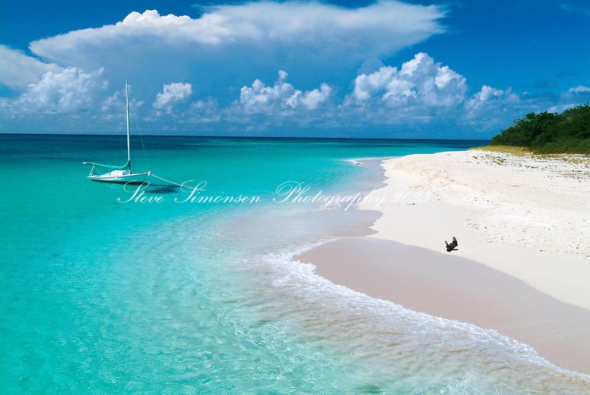 Buck Island St. Croix<br /> U.S. Virgin Islands