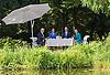 Duke & Duchess OF Cambridge Take Tea With President