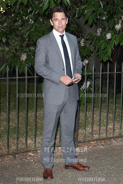 Dougray Scott arriving for the Serpentine Summer Party, at the Serpentine Gallery, Hyde Park, London. 01/07/2014 Picture by: Alexandra Glen / Featureflash