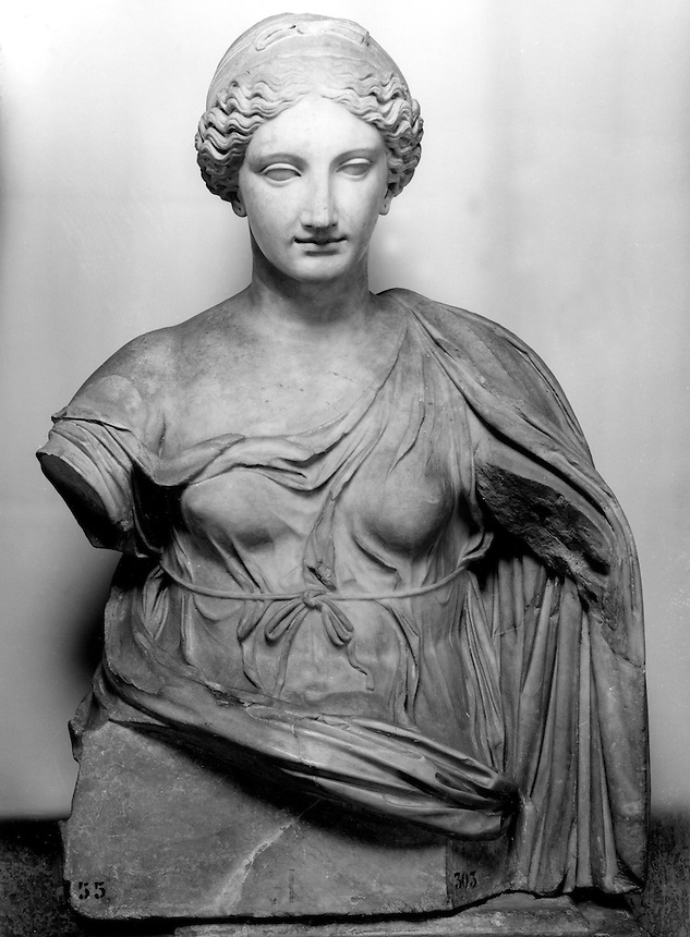 Title: Photo of the Capitoline Aphrodite Statue<br />