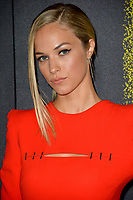 Alexis Knapp at the world premiere of &quot;Pitch Perfect 3&quot;  at the TCL Chinese Theatre, Hollywood, USA 12 Dec. 2017<br /> Picture: Paul Smith/Featureflash/SilverHub 0208 004 5359 sales@silverhubmedia.com
