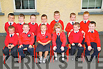 Scoil Mhuire gan Smal, Lixnaw : Front : Aaron O'Connell, Lee Caffery, Leagh Griffin, Aoibhinn Dennehy, Conor McElligott & Luke Mullins. Back : Ciaran O'Connell, Joey Flaherty O'Connell, Sebastian Flaherty O'Connell, Padraig O'Donoghue, Daniel Pike,Joseph Dennehy & Bryan Murphy.
