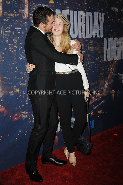 WWW.ACEPIXS.COM<br /> February 15, 2015 New York City<br /> <br /> James Franco the SNL 40th Anniversary Special at 30 Rockefeller Plaza on February 15, 2015 in New York City.<br /> <br /> Please byline: Kristin Callahan/AcePictures<br /> <br /> ACEPIXS.COM<br /> <br /> Tel: (646) 769 0430<br /> e-mail: info@acepixs.com<br /> web: http://www.acepixs.com