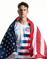 Rome, GA - Friday, June 21, 2019:  Para 7 USMNT headshot of Nick Mayhugh.