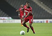 Leroy Fer of Swansea City during the Carabao Cup Second Round match between MK Dons and Swansea City at StadiumMK, Milton Keynes, England, UK. 22 August 2017