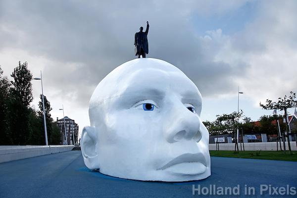 Kunst bij Bataviastad in lelystad