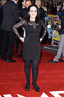 Lesley Joseph<br /> arrives for the premiere of &quot;The Time of Their Lives&quot; at the Curzon Mayfair, London.<br /> <br /> <br /> &copy;Ash Knotek  D3239  08/03/2017