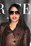 Kali Hawk attending the Opening Night Performance of 'Grace' at the Cort Theatre in New York City on 10/4/2012.