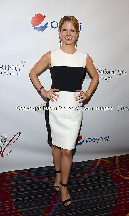 Kelli O'Hara attends the 80th Annual Drama League Awards Ceremony and Luncheon on May 16, 2014 at the Marriot Marquis Hotel in New York City, New York, USA.