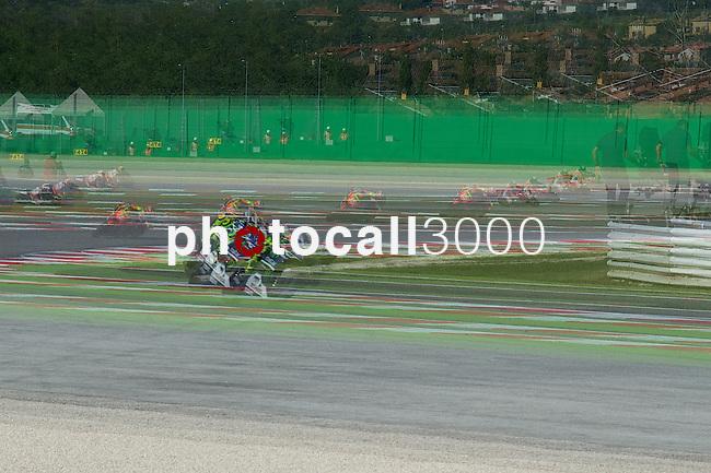Gran Premio TIM di San Marino during the moto world championship in Misano.<br /> 13-09-2014 in Misano world circuit Marco Simoncelli.<br /> MotoGP<br /> <br /> PHOTOCALL3000