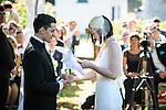 Sam and Brian Wedding Ceremony