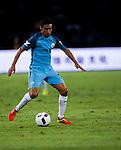 Manchester City midfielder Jesus Navas during the 2016 International Champions Cup China match at the Shenzhen Stadium on 28 July 2016 in Shenzhen, China. Photo by Marcio Machado / Power Sport Images